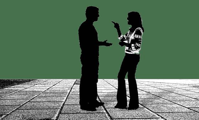Svart-med-kommunikation